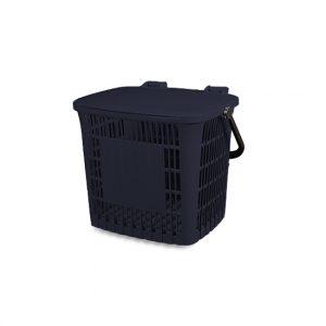 EcoDutch - 7,5 liter - antraciet